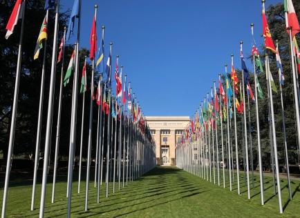 Siège européen de l'ONU à Genève