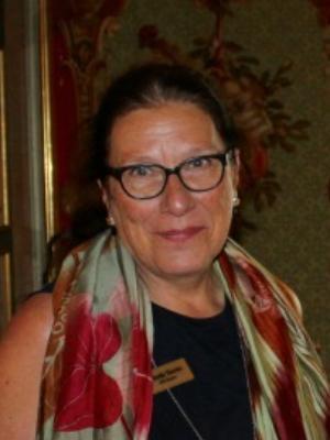 Secrétaire et responsable internet Isabelle Terrier